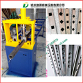 Automatic and hydraulic stainless steel pipe hole punching machine /Steel pipe hole punching machine