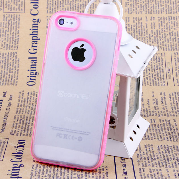 2013 dual color protective TPU PC combo case for Apple iphone 5