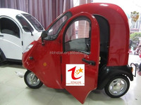 Adult Electric tricycle with passenger seat