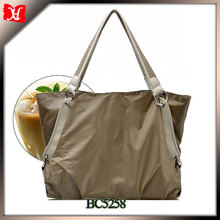High quality fancy nylon fabric handbags seoul korea