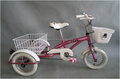 "Tianjin feichi jianma 12"" single speed children tricycle /cheap tricycle freestyle bikes"