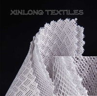 D048 permeable sandwich mesh fabric and materials