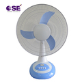 High rpm waterproof 12v small electric dc table fan with low price