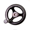 stamping handwheel 200 with Operation Handle lathe machine handles handle wheel