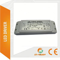 High Power Isolated LED white led driver circuits for 230v.