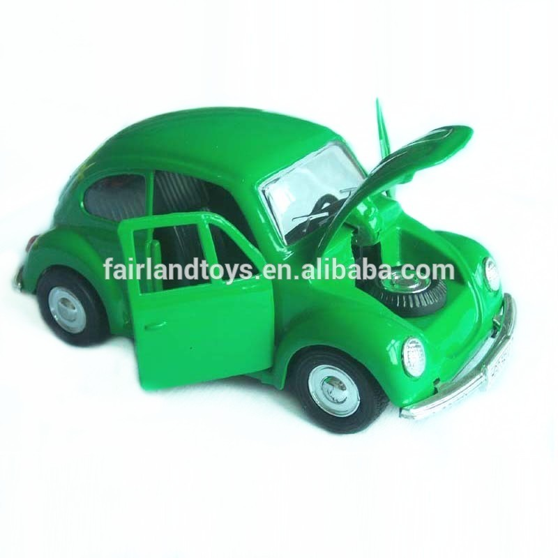 YL3604 pull back 5inch diecast metal toy car