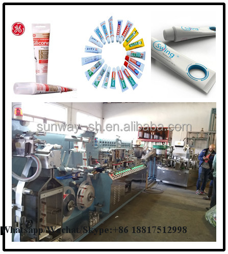 Aluminum Plastic Type Tube Making Machinery in the era of globalization