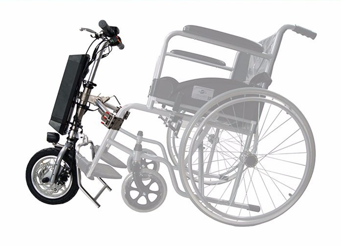 36V 250W electric hand cycle wheelchair for disabled people