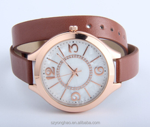 Hot selling fancy ladies watch OEM new trend design with relible manufacture