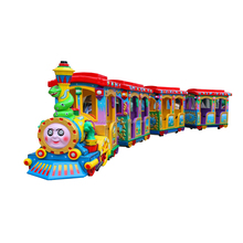funfair rides kiddie amusement park rides electric mini train for sale