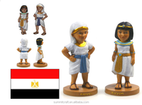 Polyresin Culture antique egyptian statues