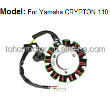 MOTORCYCLE MAGNETO STATOR FOR CRYPTON 110