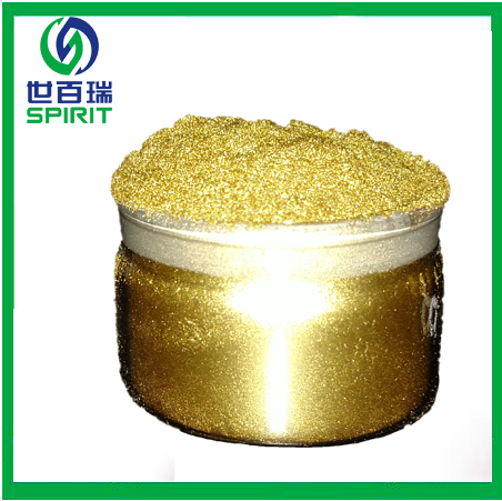 Golden Copper Powder for Jewelry Coating
