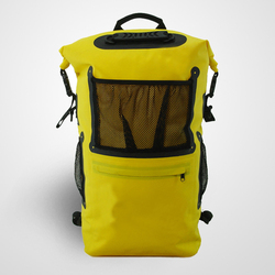 2016 New Available Yellow Waterproof Bag For Mountain