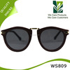 Handmade Custom Metal Hinge Wood Sunglasses China