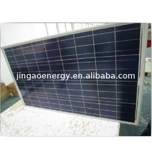 China supplier high quality 180W polycrystalline solar panel with performance
