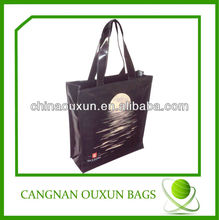 shiny pvc tote bag