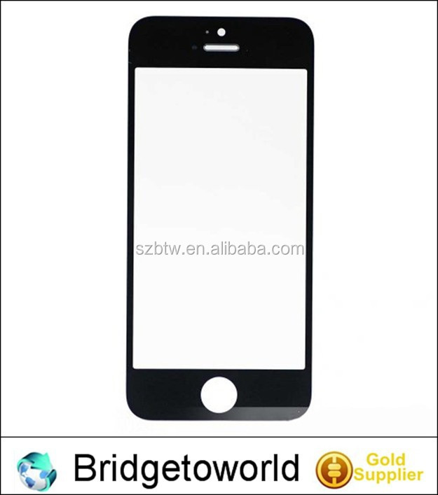 Front outer glass lens for iPhone 5s Touch screen digitizer