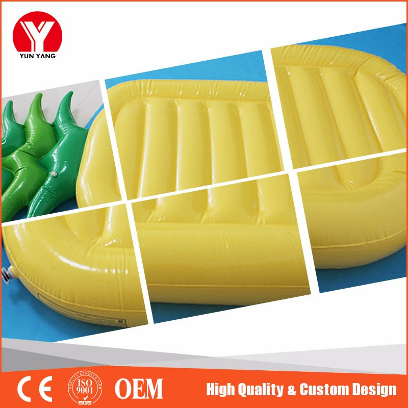 water toys giant inflatable pineapple for pool float