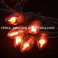 C7 Flicker Flame Lights