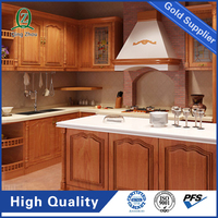 Top1 Different Size Italian Aluminium Handles Solid Wooden Dining Room Kitchen Furniture