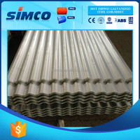 China Wholesale Custom zinc steel roofing sheets weight