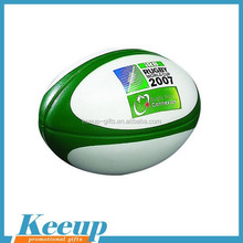 Customized Anti Stress Rugby Ball For Promotion