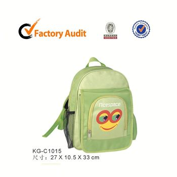Cartoon Pattern Backpack for Kids