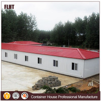Prefabricated houses supply prefabricated house and wall panels