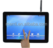 Hot Sale, 10.1'' Metal Capacitive IPS Touchscreen Advertising Media Player