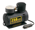 S60193 Mini 250 PSI 12V Car Auto Portable Pump Tire Tyre Inflator Air Compressor
