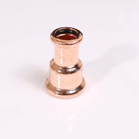 Copper Press Fittings (Reducer Coupling CxC)