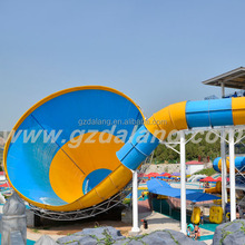 2017 hot-sale Tornado Water Park Slides