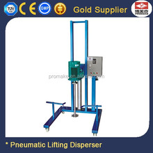 1.5KW Lowest Price Air Pneumatic Lifting Equipment High Shear Mixer