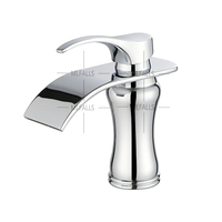 2017 Morden Faucets Mixers Taps Chrome
