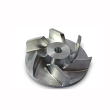lost wax pump impeller casting