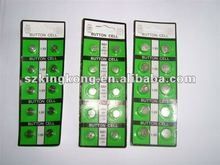 LR1130/AG10 coin cell batteries