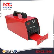 low price automatic exposure self linked rubber stamp flash making machines
