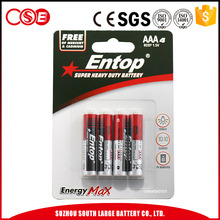 Professional Manufacture Cheap AAA Battery 1.5V
