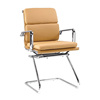 Factory wholesale leather office meeting chair made in China