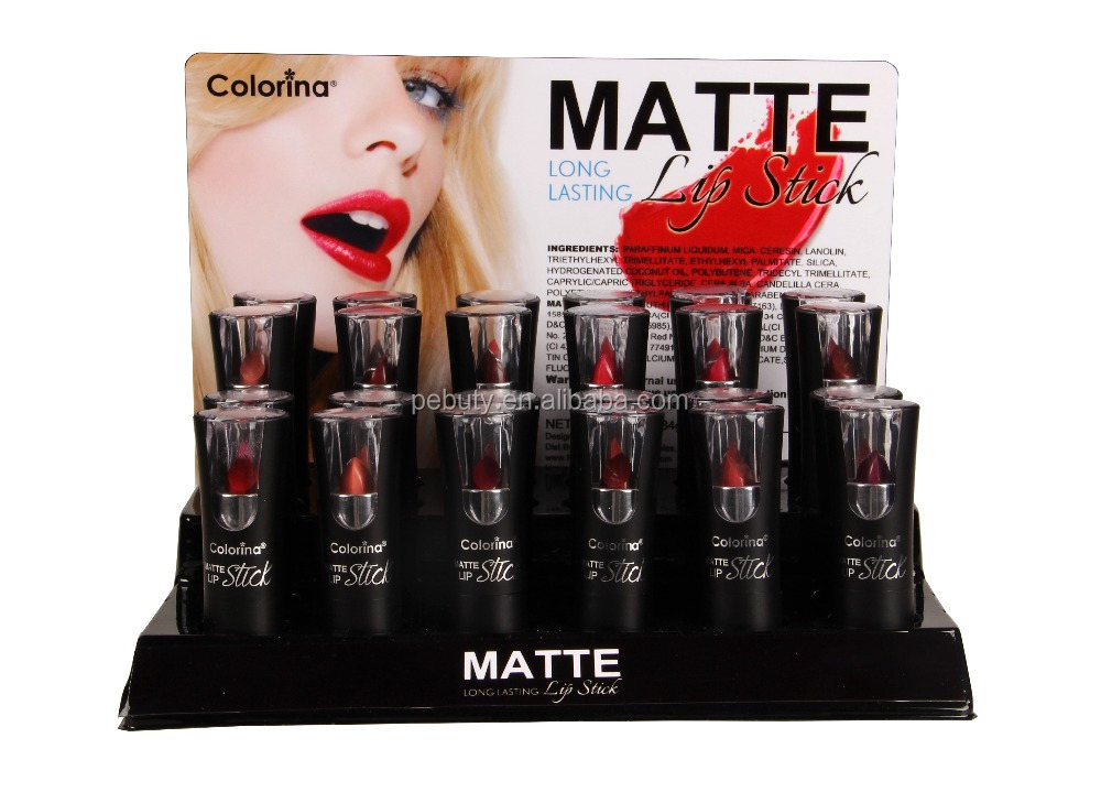 Matte Long Lasting Lip Stick