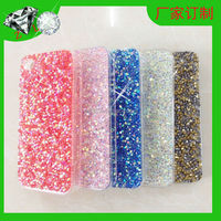 2015 new cell phone Bling Crystal sticker