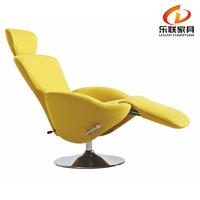 B322-2 modern design living room fabric relax chaise lounge chair used spa pedicure chair