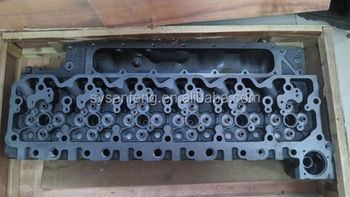 ISDE cylinder cover 4936081