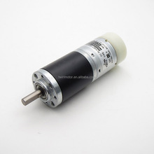 OEM manufacturer Low Noise Small 32mm DC gear reduction electric motor