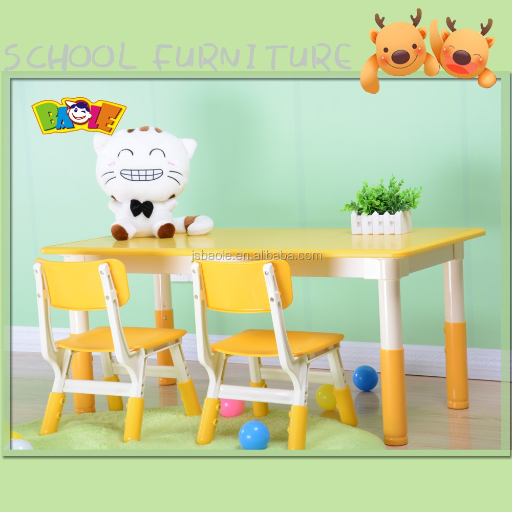 Stackable Cafe Used Preschool Tables And Chairs For Rent