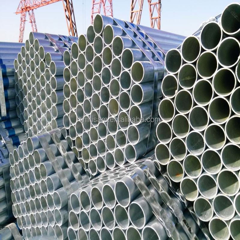 48.3mm G.I pipe galvanized scaffolding pipe scaffold tube BS1139 EN74