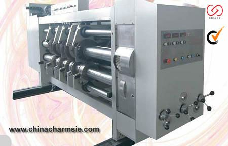 GIGA LX 308 CHINA shanghai carton slitter scorer machine
