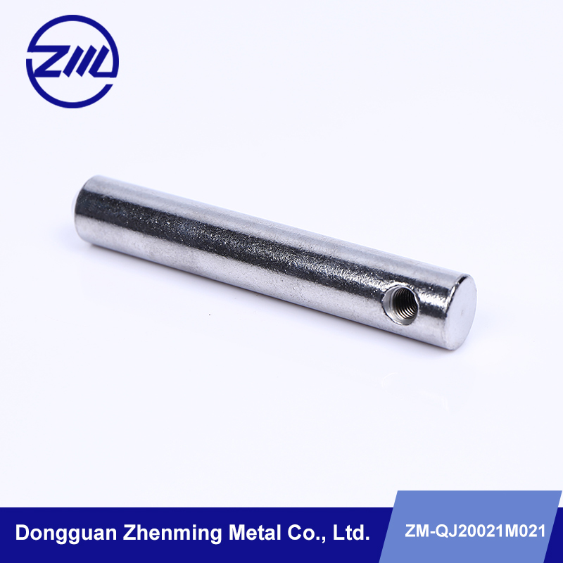 stainless steel Solid Bar with a small hole for cleaning parts