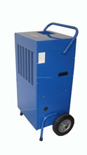 High quality Industrial Dehumidifier with big wheels and handle for Structural Drying